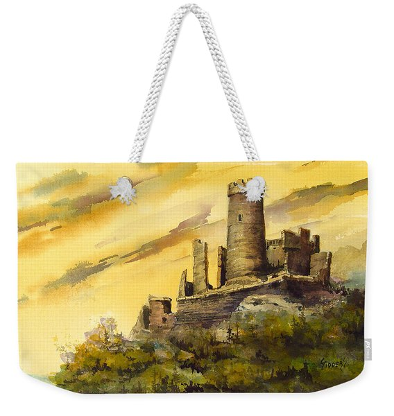 Furstenburg On The Rhine Weekender Tote Bag