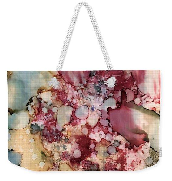 Fusion Weekender Tote Bag