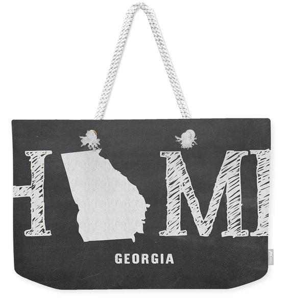 Ga Home Weekender Tote Bag