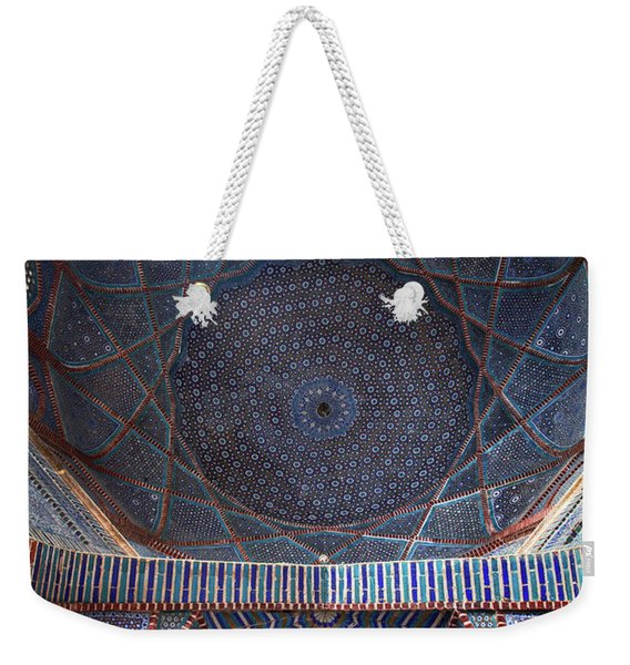 Galaxy Under The Dome Weekender Tote Bag