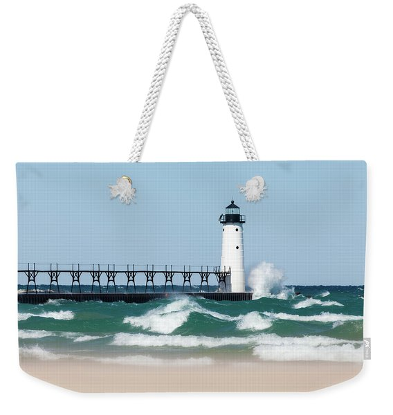 Gale Wind Weekender Tote Bag