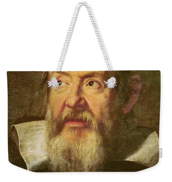 Galileo Galilei Weekender Tote Bag