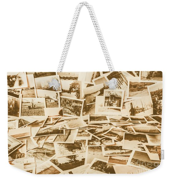 Gallery Of Old Landscape And Antique Places Weekender Tote Bag
