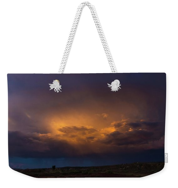 Gallup Dreaming Weekender Tote Bag