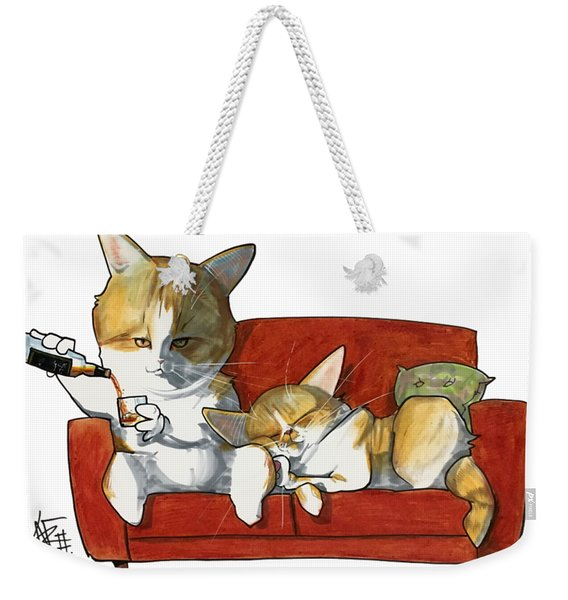 Galmiche 3258 Weekender Tote Bag