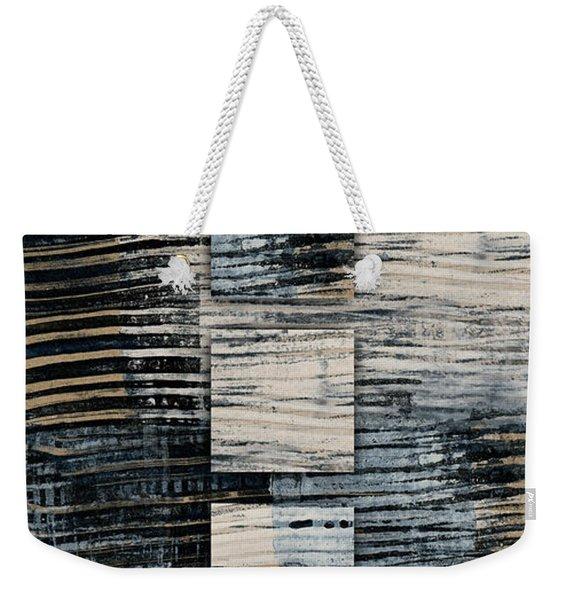 Galvanized Paint Number 1 Vertical Weekender Tote Bag