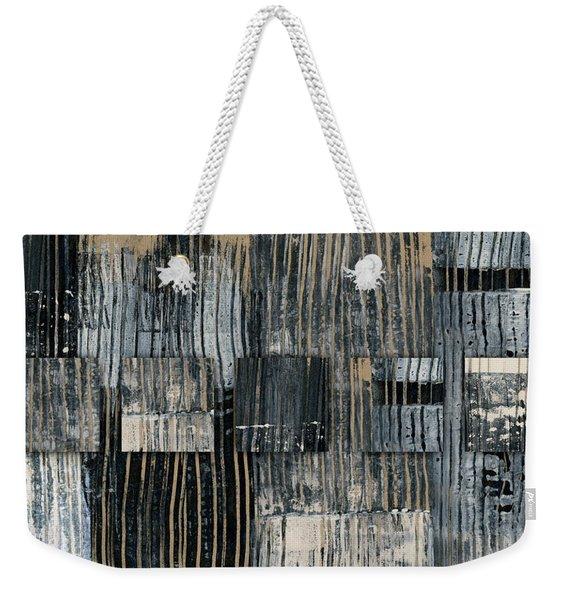 Galvanized Paint Number 2 Horizontal Weekender Tote Bag