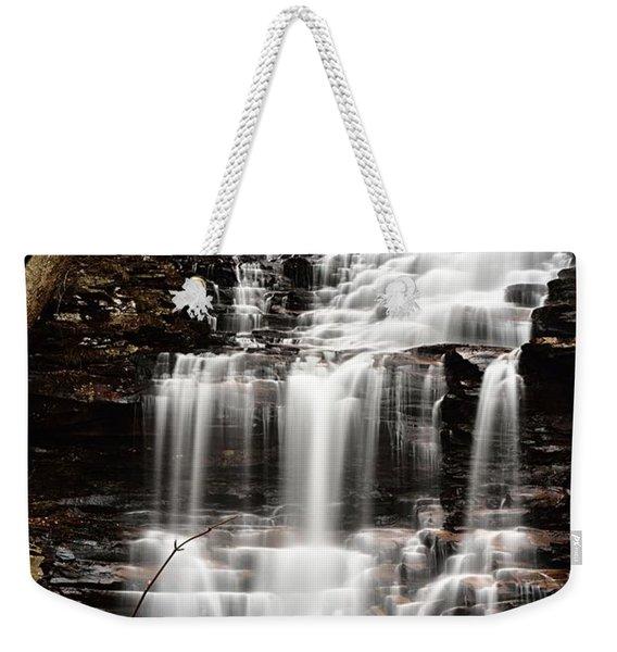 Ganoga Falls Weekender Tote Bag