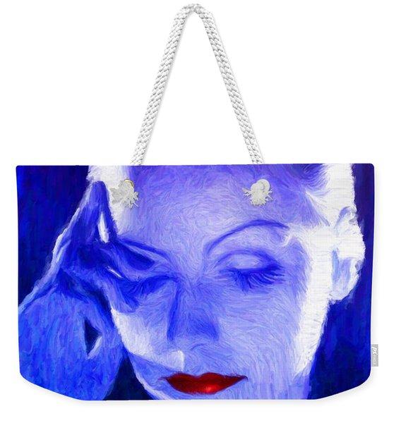 Garbo Weekender Tote Bag