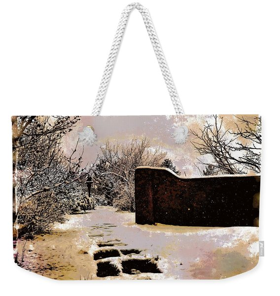 Garden Art Print  Weekender Tote Bag