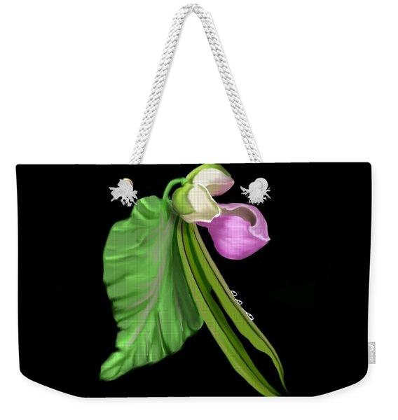 Garden Bean Weekender Tote Bag