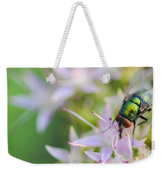 Garden Brunch Weekender Tote Bag