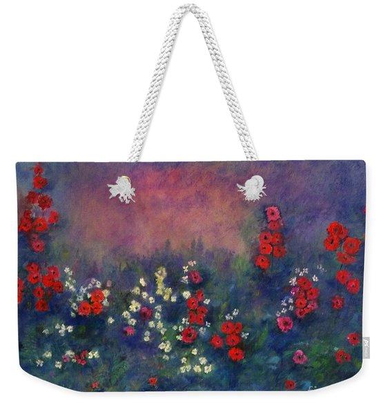 Garden Of Immortality Weekender Tote Bag