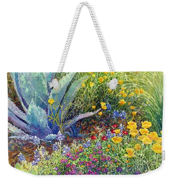 Gardener's Delight Weekender Tote Bag