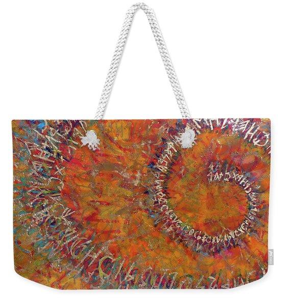 Gate Of Nimrod Weekender Tote Bag