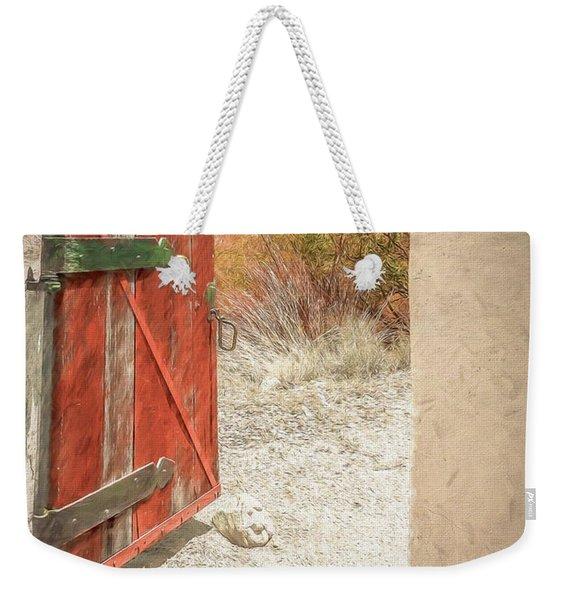 Gate To Oracle Weekender Tote Bag