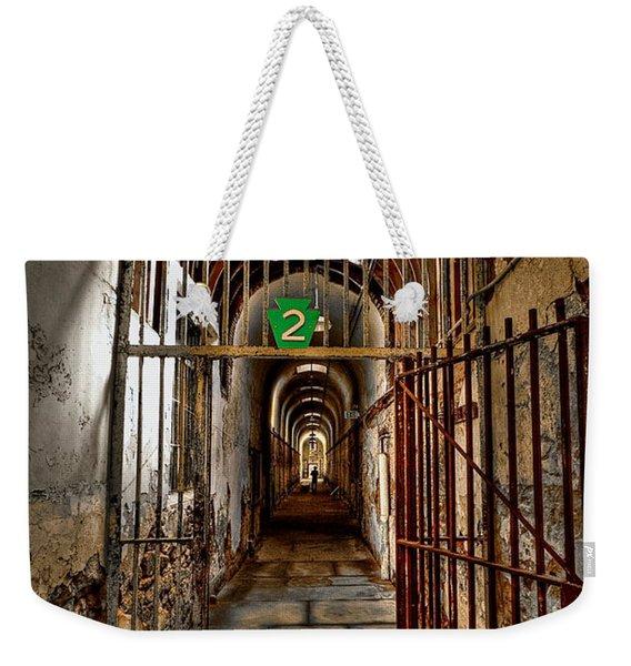 Gateway To Hell Weekender Tote Bag