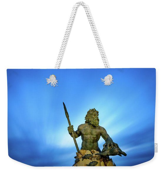 Gateway To The Sea Weekender Tote Bag