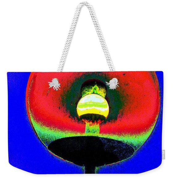 Gaze Into The Orb Weekender Tote Bag