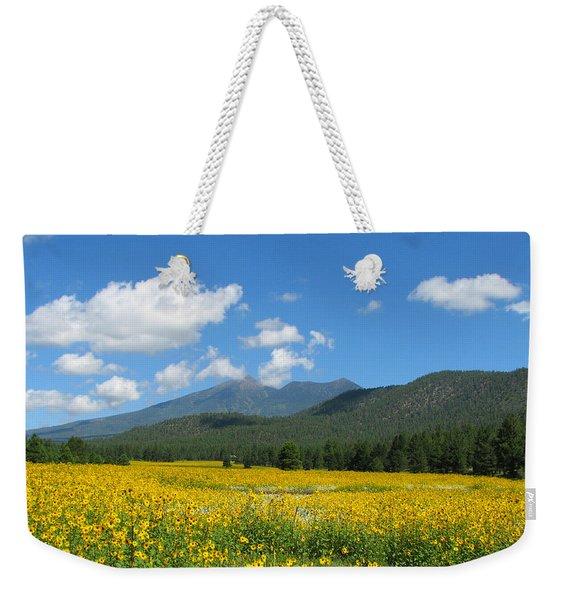 Gazing Serene Weekender Tote Bag
