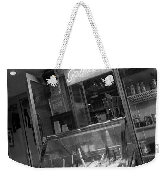 Gelateria Weekender Tote Bag