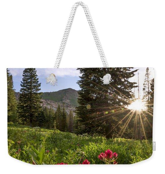 Gem Weekender Tote Bag