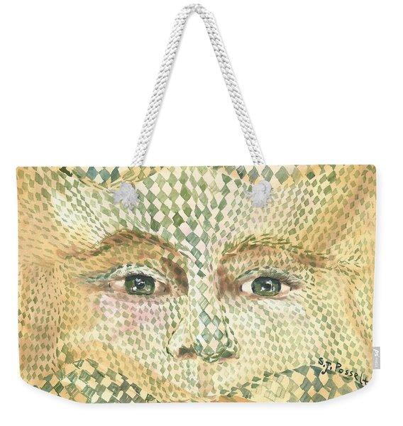 Gender Jester  Weekender Tote Bag