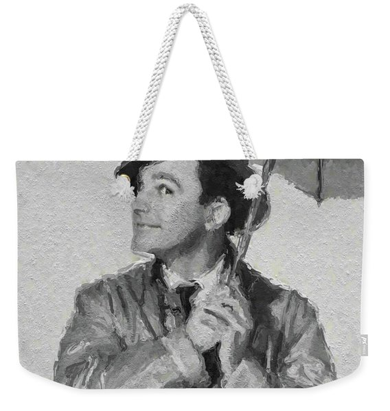 Gene Kelly, Legend Weekender Tote Bag