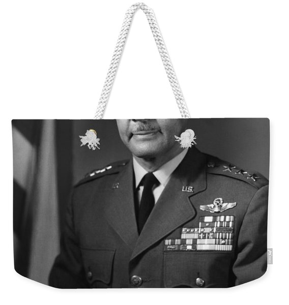 General Benjamin Davis Weekender Tote Bag