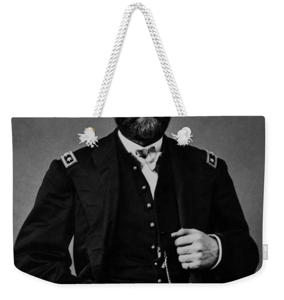 General Grant During The Civil War Weekender Tote Bag