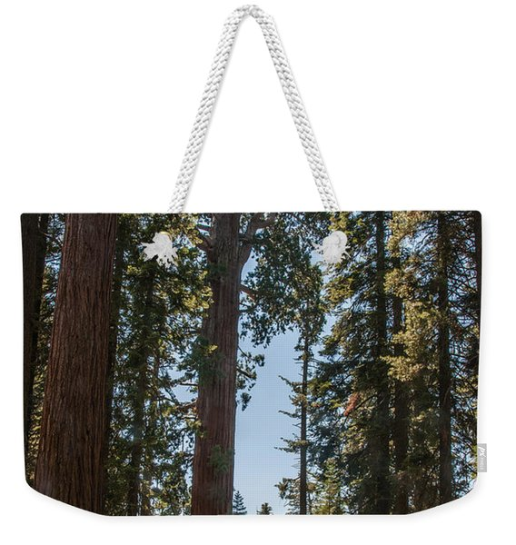 General Grant Tree Kings Canyon National Park Weekender Tote Bag