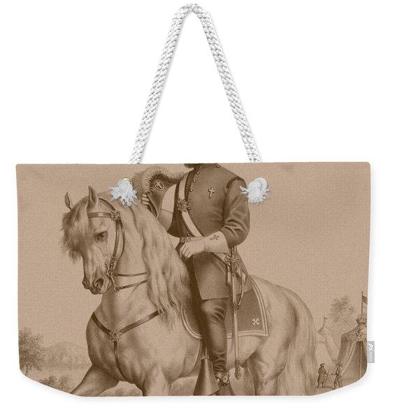General James Garfield Weekender Tote Bag