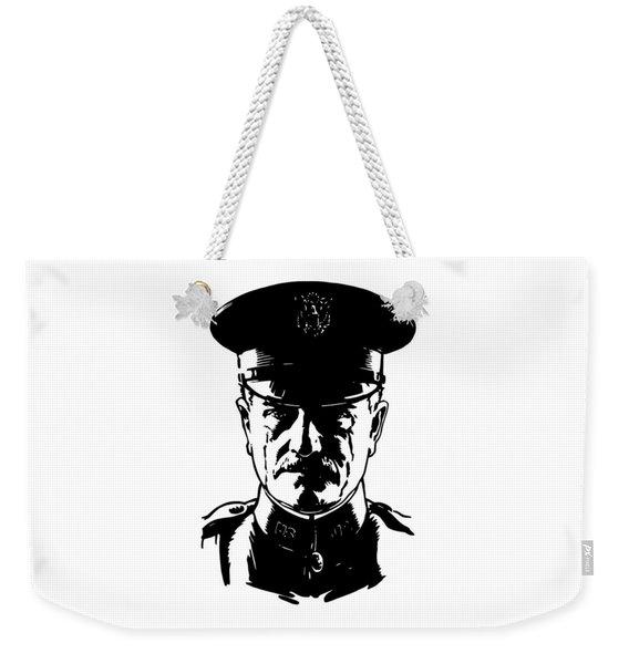 General John Pershing Weekender Tote Bag