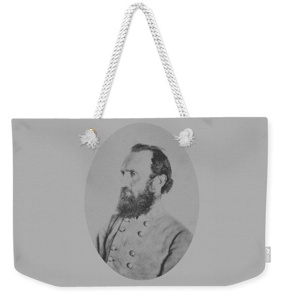 General Thomas Stonewall Jackson - Two Weekender Tote Bag