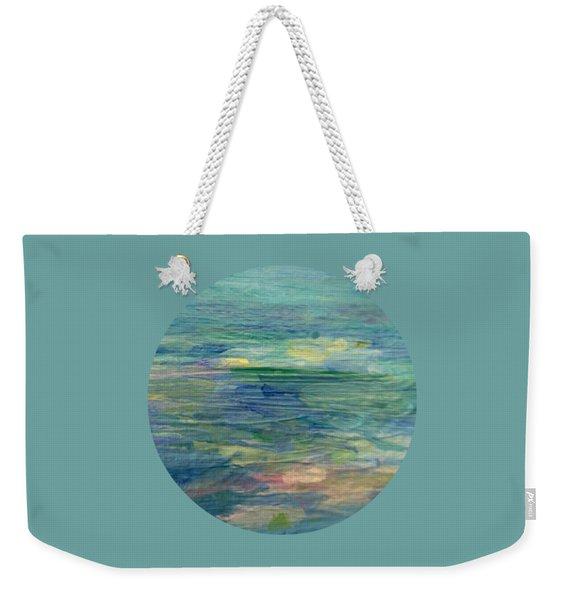 Gentle Light On The Water Weekender Tote Bag
