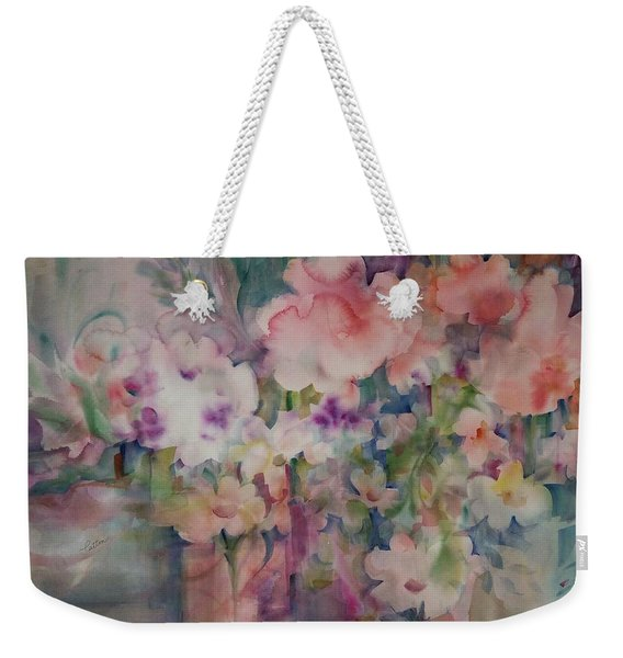 Gentle Moments Weekender Tote Bag