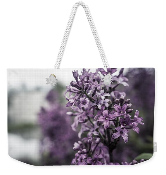 Gentle Spring Breeze Weekender Tote Bag