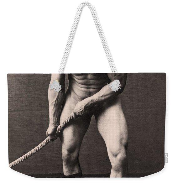 George Hackenschmidt Weekender Tote Bag
