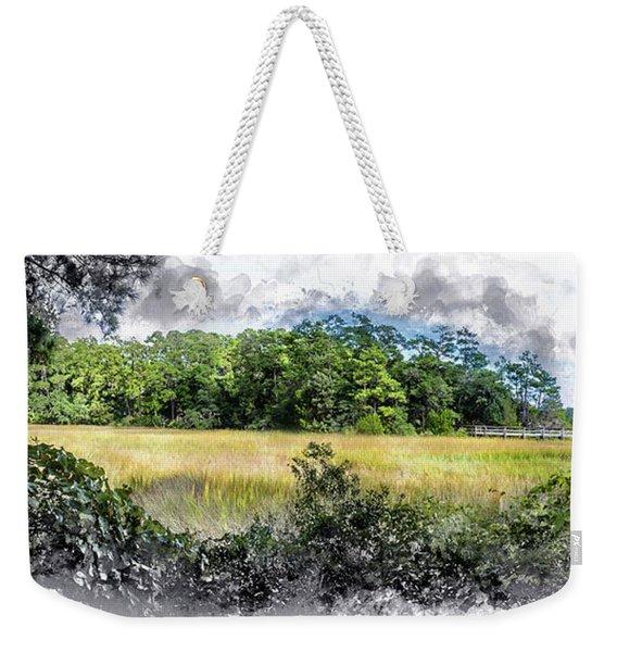 George Washington Trail Weekender Tote Bag