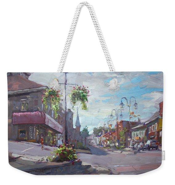 Georgetown Downtown Weekender Tote Bag