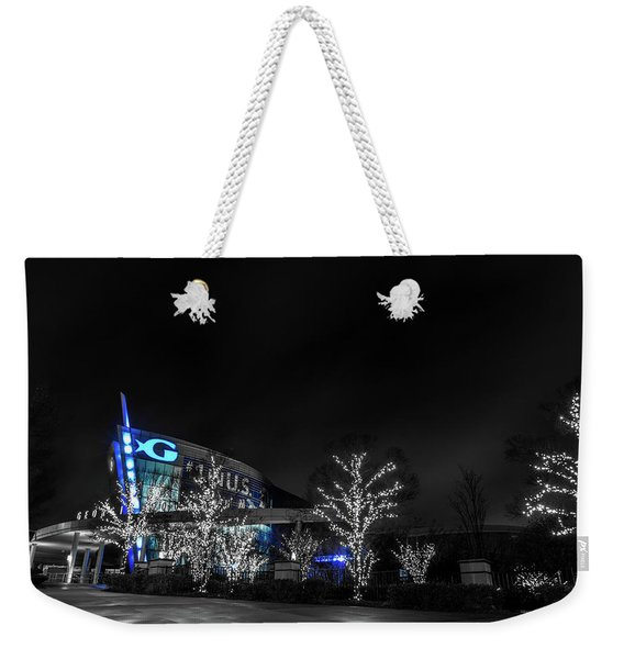 Georgia Aquarium Weekender Tote Bag