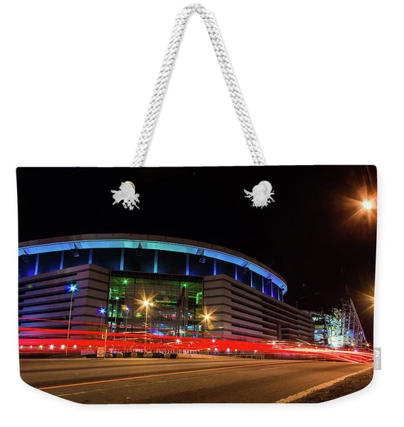 Georgia Dome Weekender Tote Bag
