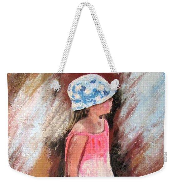 Georgia No. 1. Weekender Tote Bag