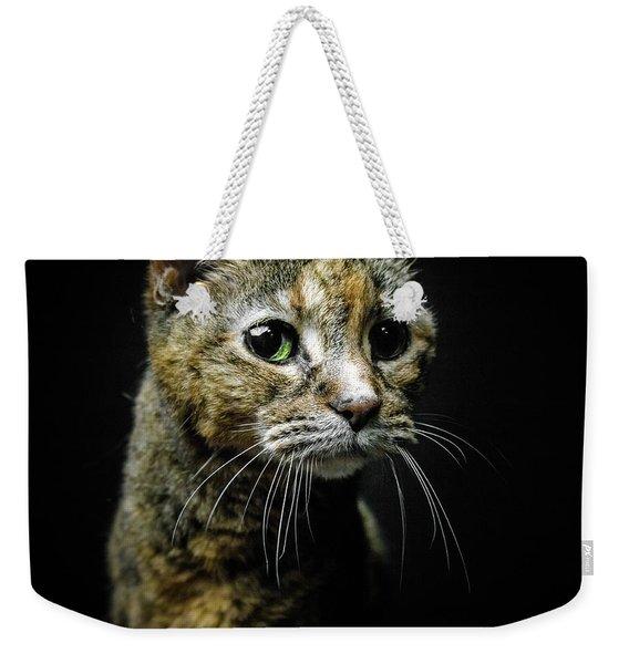 Geraldine Weekender Tote Bag