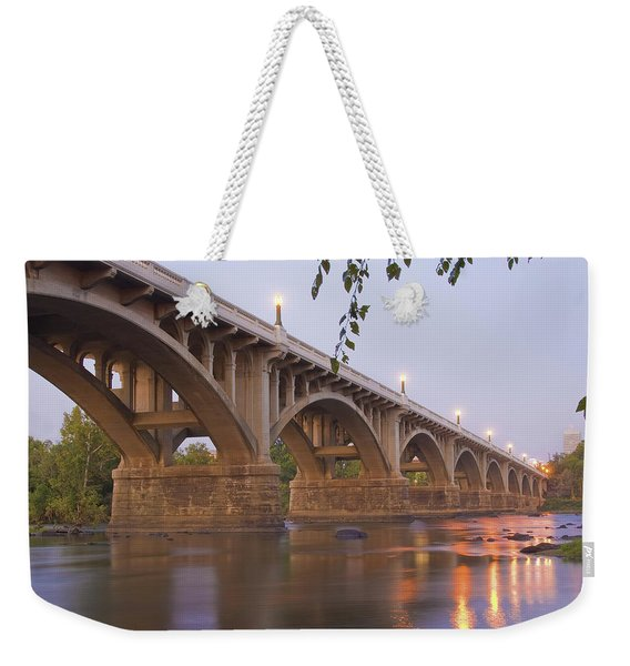 Gervais Bridge Weekender Tote Bag
