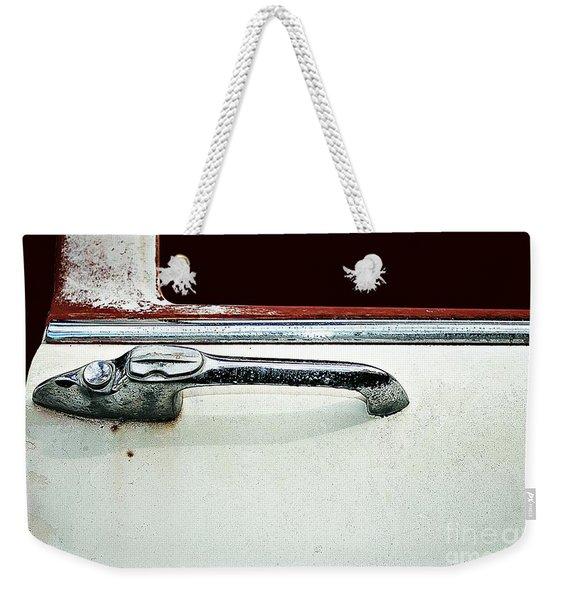 Get A Handle Weekender Tote Bag