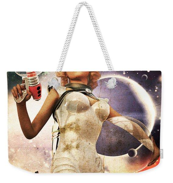 Get In The Fight Weekender Tote Bag