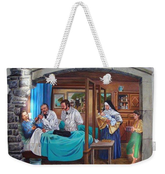 Get Well Soon ... Weekender Tote Bag
