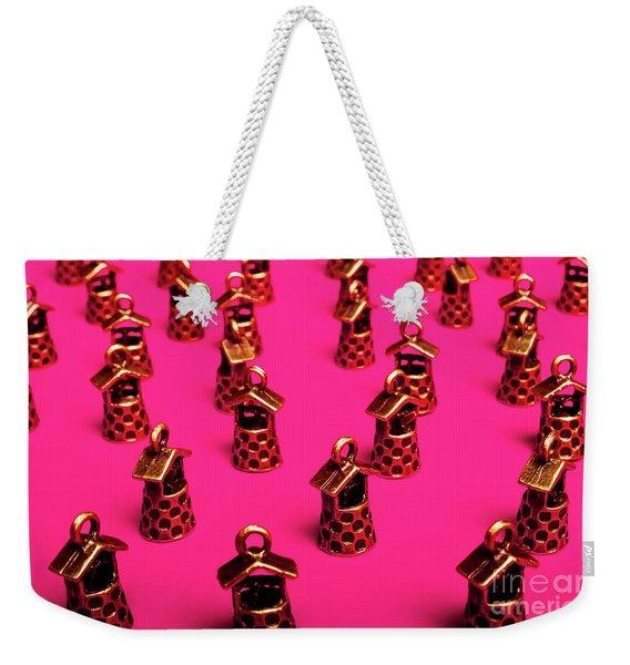 Get Wells Soon Weekender Tote Bag
