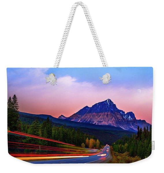 Get Your Motor Running Weekender Tote Bag